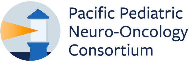 Pacific Pediatric Neuro-Oncology Consortium (PNOC)  Logo